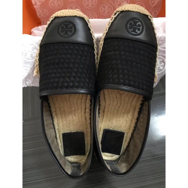 Tory Burch(トリーバーチ)のトリーバーチエスパドリーユ レディースの靴/シューズ(スリッポン/モカシン)の商品写真