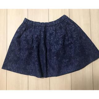 マーキュリーデュオ(MERCURYDUO)のマーキュリーラメスカート(ミニスカート)
