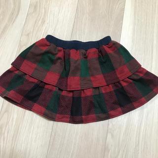 ファミリア(familiar)のファミリア スカート 80 ブルマ付(スカート)