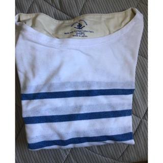 シップス(SHIPS)のボーダーTシャツ(Tシャツ/カットソー(七分/長袖))