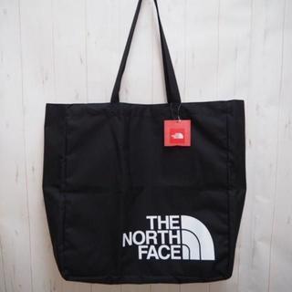 THE NORTH FACE - ノースフェイス ナイロン トートバッグ LG☆黒