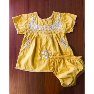 Caramel baby&child  - apolina♡マスタードセットアップ♡18-24M