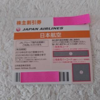 JAL(日本航空) - 日本航空(JAL)の株主優待券