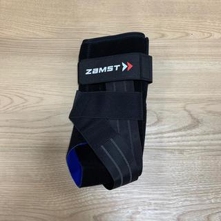 ザムスト(ZAMST)のザムスト サポーター A1 足首用 左用(トレーニング用品)