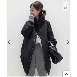 アパルトモンドゥーズィエムクラス(L'Appartement DEUXIEME CLASSE)のあまね様専用❗️アパルトモン☆黒の中綿コクーンコート(その他)