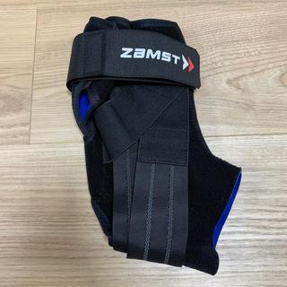 ザムスト(ZAMST)のザムスト 足首用サポーター A1 右用(トレーニング用品)