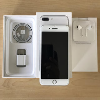 Apple - iPhone7plus Silver 32GB SIMフリー
