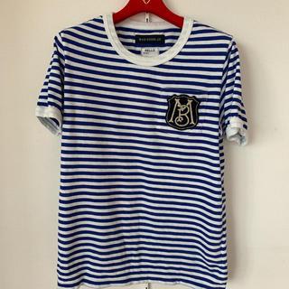 マディソンブルー(MADISONBLUE)のマディソンブルー  ブルーボーダーTシャツ(Tシャツ(半袖/袖なし))