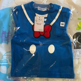 Disney - 大人気♡ 新品♡ ドナルド なりきり トップス 90センチ