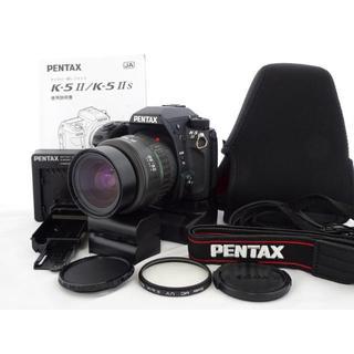 ペンタックス(PENTAX)のPentax K-5Ⅱ + D-BG4 レンズおまけ付き お薦め♪(デジタル一眼)