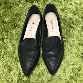 ダイアナ(DIANA)のフラットシューズ*ダイアナ(ローファー/革靴)