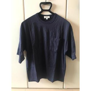 ハイク(HYKE)のHYKE BIG Tシャツ(Tシャツ(半袖/袖なし))