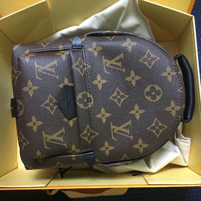 LOUIS VUITTON(ルイヴィトン)の新品 LOUIS VUITTON バックパック mini レディースのバッグ(リュック/バックパック)の商品写真