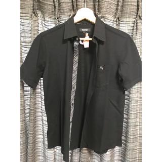 BURBERRY BLACK LABEL - バーバリーブラックレーベル サイズ1 (S) シャツ