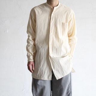 COMOLI - コモリ シャツ ②