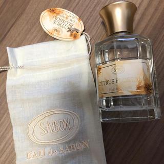 サボン(SABON)のSABON サボン オー ドゥ サボン シトラスブロッサム(香水(女性用))