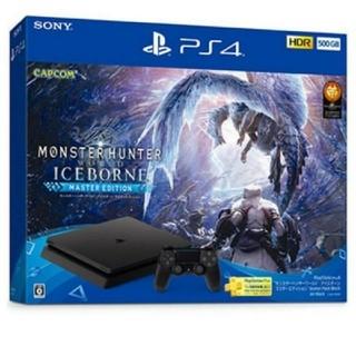 PlayStation4 - PlayStation4 モンハンワールド:アイスボーン 500GB
