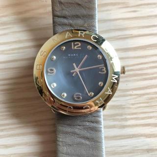 マークバイマークジェイコブス(MARC BY MARC JACOBS)のマークジェイコブスの時計中古(腕時計)