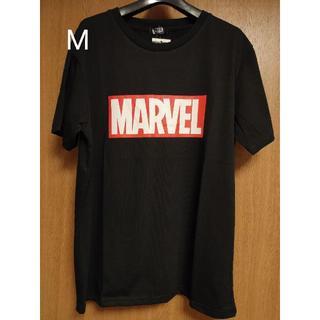 本日限定! マーベル ロゴTシャツ BK  Mサイズ 送料込