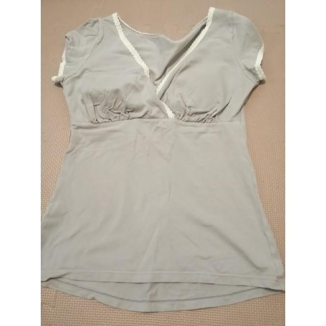 ベルメゾン(ベルメゾン)の授乳しやすい肌着 レディースの下着/アンダーウェア(アンダーシャツ/防寒インナー)の商品写真