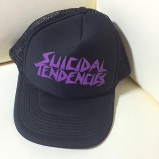 スイサダルテンデンシーズ(SUICIDAL TENDENCIES)のsuicidal tendencies (キャップ)