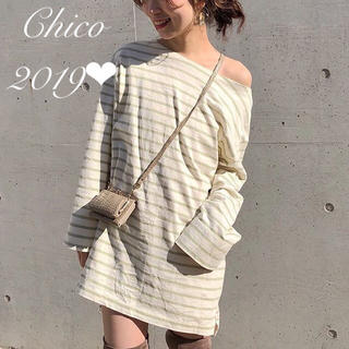 who's who Chico - 定価¥5,292❤︎ボーダーチュニック