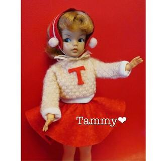 ♥ヴィンテージ♥可愛いタミーちゃん♥お洋服付き