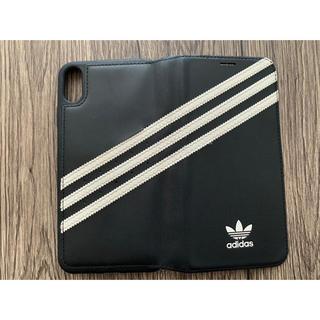 アディダス(adidas)のiPhone xs max adidasケース(iPhoneケース)