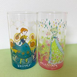 Secret Honey - アナと雪の女王 ペアグラス  シークレットハニー ノベルティ