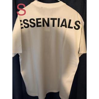 FEAR OF GOD - S Fear Of God Essentials Boxy T-Shirt 白