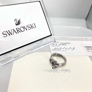 スワロフスキー(SWAROVSKI)のSWROVSKI スワロフスキー リング 正規品(リング(指輪))