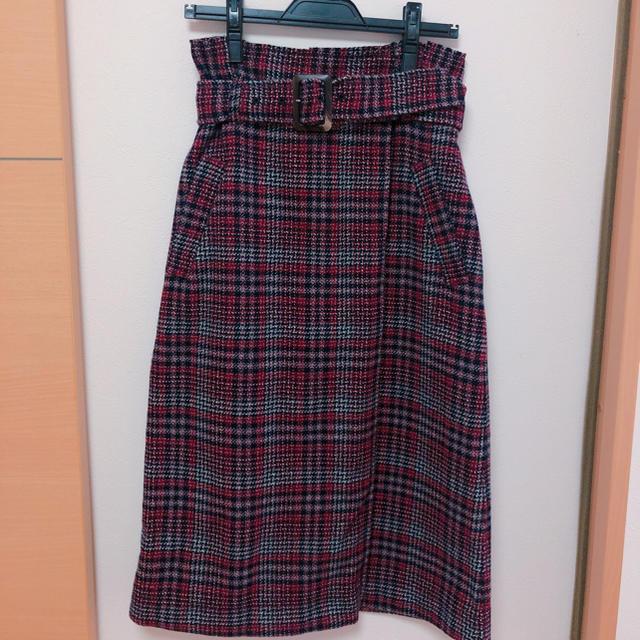 Mila Owen(ミラオーウェン)のミラオーウェン ☆タイトスカート レディースのスカート(ひざ丈スカート)の商品写真