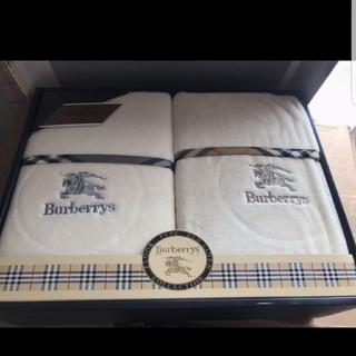 バーバリー(BURBERRY)の新品未使用 日本製 バーバリー 毛布 ボアシーツ(シーツ/カバー)