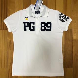 パーリーゲイツ(PEARLY GATES)のパーリーゲイツポロシャツサイズ1新品未使用 即決お値下げ可能(ポロシャツ)