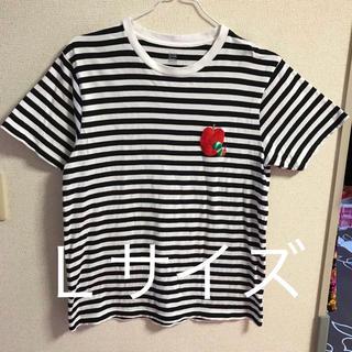 Design Tshirts Store graniph - はらぺこあおむし グラニフ Tシャツ Lサイズ