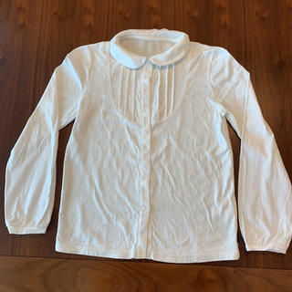 ベルメゾン(ベルメゾン)のGITA ジータ ブラウス 長袖シャツ 150(ブラウス)