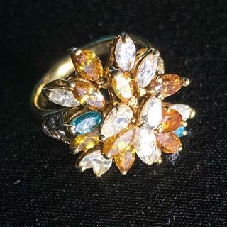 ハリーウィンストン(HARRY WINSTON)のハイジュエリー 18K ダイヤモンドリング(リング(指輪))