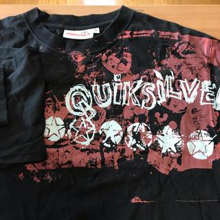 クイックシルバー(QUIKSILVER)のクイックシルバー 長袖Tシャツ(Tシャツ/カットソー(七分/長袖))