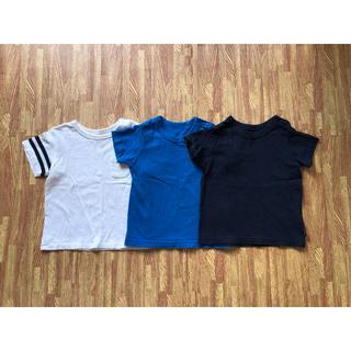 ベルメゾン - トップス90cm Tシャツ 3枚セット