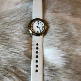 マークバイマークジェイコブス(MARC BY MARC JACOBS)のマークバイ❤︎腕時計(腕時計)