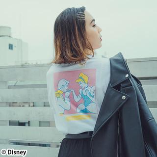 Disney - パニカムトーキョー シンデレラ オーバーサイズ Tシャツ