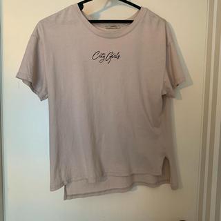ミスティック(mystic)のmystic City girlTシャツ(Tシャツ(半袖/袖なし))