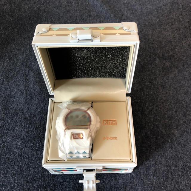 G-SHOCK(ジーショック)の新品未使用 KITH G-SHOCK メンズの時計(腕時計(デジタル))の商品写真