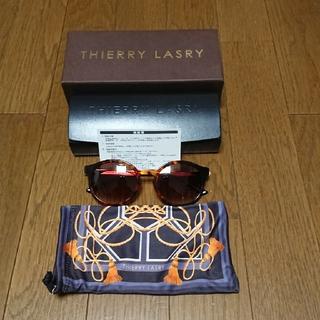 アングローバルショップ(ANGLOBAL SHOP)の【週末限定お値下げ】THIERRY LASRY  サングラス 新品未使用品(サングラス/メガネ)