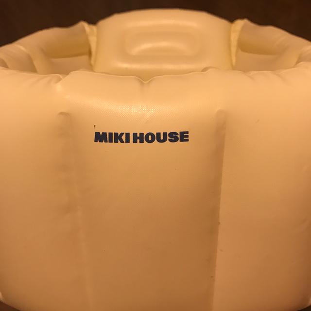 mikihouse(ミキハウス)のミキハウス ベビーバス キッズ/ベビー/マタニティのキッズ/ベビー/マタニティ その他(その他)の商品写真