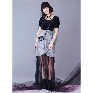 イートミー(EATME)のスカート(ミニスカート)