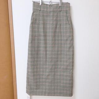dholic - dholic 新品タグ付き チェックタイトスカート