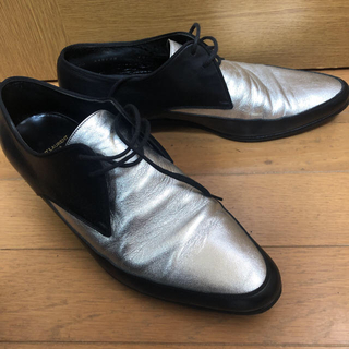 サンローラン(Saint Laurent)の期間限定値下 革靴 SAINT LAURENT PARIS(ドレス/ビジネス)