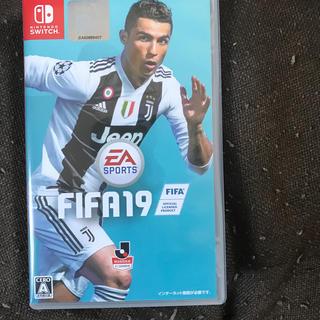 Nintendo Switch - FIFA 19 STANDARD EDITION Nintendo Switch
