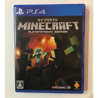 PlayStation4 - PS4ソフト マインクラフト Minecraft